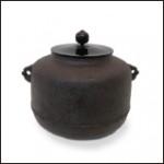 茶道具風炉釜1台